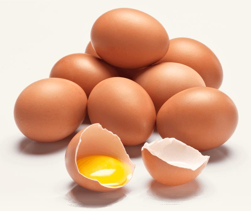 nudo uova